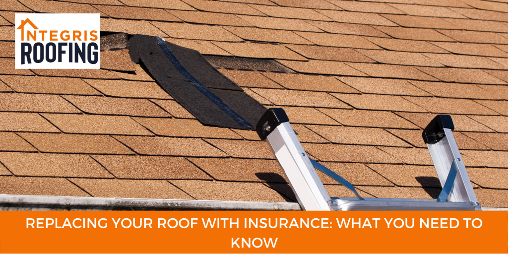 insurance roof replacement