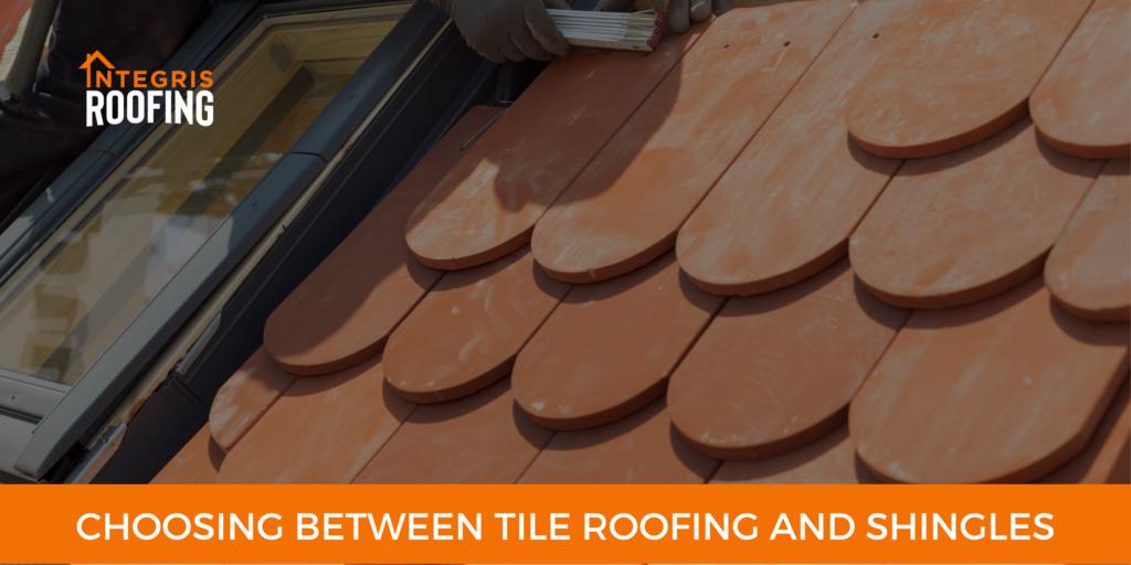Choosing Between Tile Roofing And Shingles